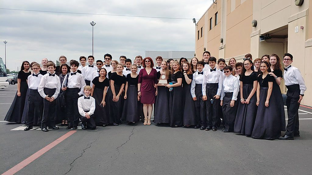 Bradley Middle School Honor Band UIL Sweepstakes 2019-03-29